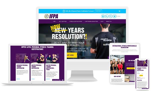 IFPA Fitness